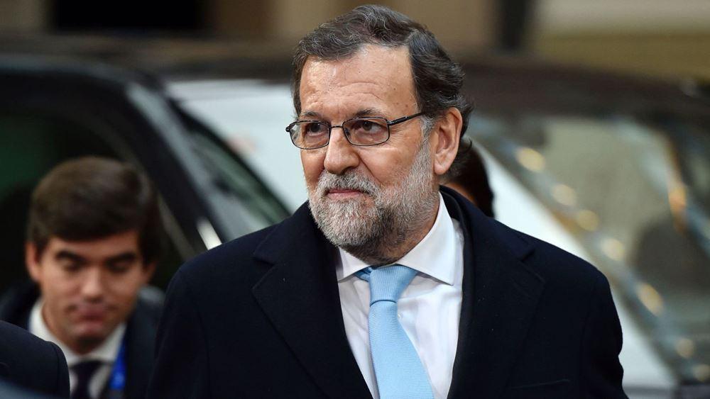 Ραχόι: Αύριο οι αποφάσεις για τα μέτρα για την υπαγωγή της Καταλονίας στον άμεσο έλεγχο της κεντρικής κυβέρνησης