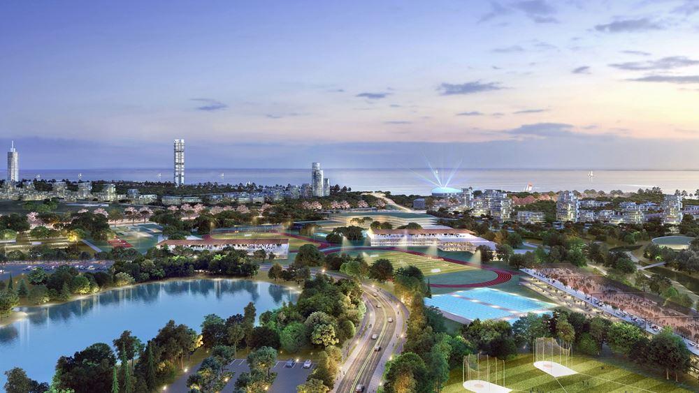 Lamda Development: Η παρουσίαση των αρχιτεκτονικών σχεδίων του Marina Tower στο Ελληνικό