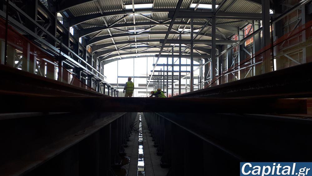 """Μετρό Θεσσαλονίκης: Έτσι θα είναι ο σταθμός """"Βενιζέλου"""""""