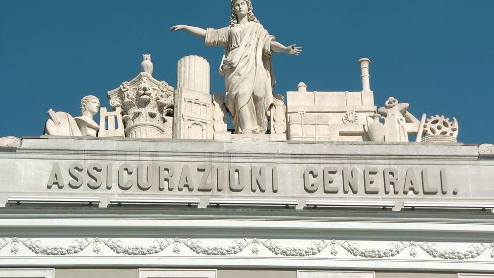 Μείωση του χρέους της σχεδιάζει η Assicurazioni Generali