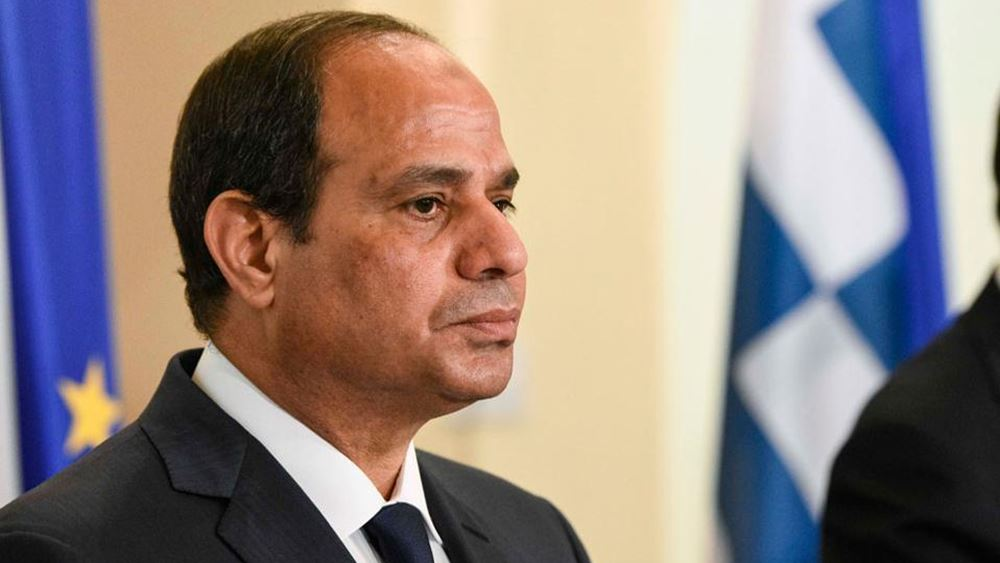 Στην Αθήνα 11 και 12 Νοεμβρίου ο Αιγύπτιος πρόεδρος Αλ Σίσι