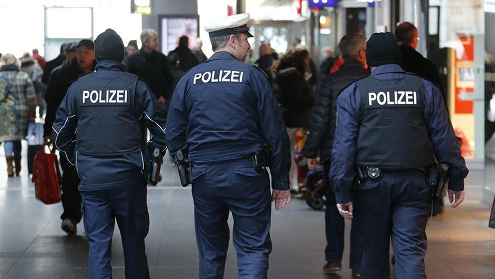 Γερμανία: Υπό κράτηση 12 άνδρες για σύσταση ακροδεξιάς τρομοκρατικής οργάνωσης