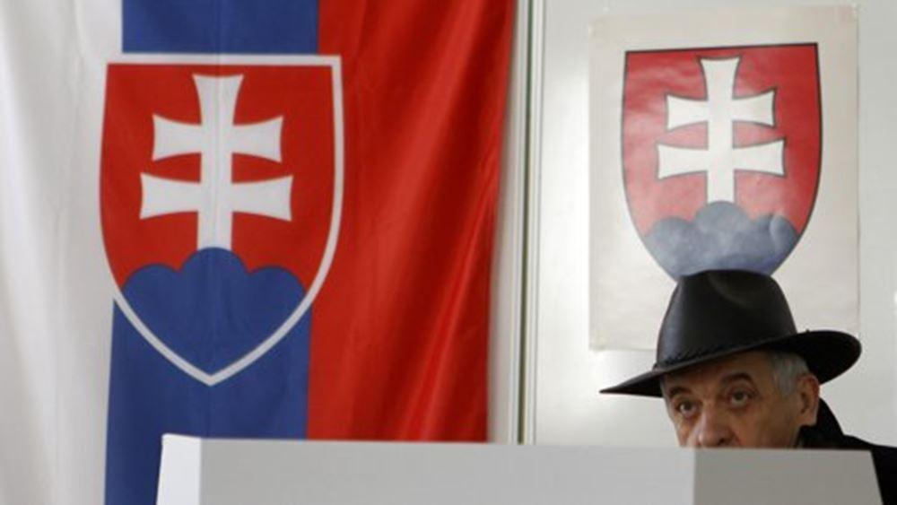 Σλοβακία: Πρώτο το κόμμα της προέδρου Ζουζάνα Τσαπούτοβα