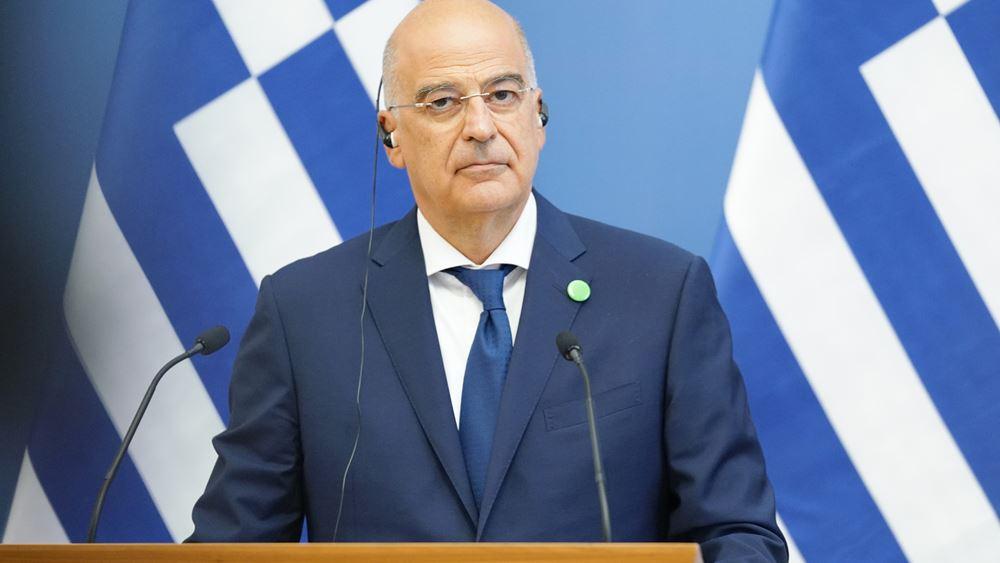 Ο Δένδιας θα ενημερώσει την Πέμπτη τα κόμματα για την κατάσταση στην Αν. Μεσόγειο