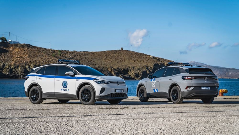 "To ""πράσινο"" νησί της Αστυπάλαιας και η Volkswagen"