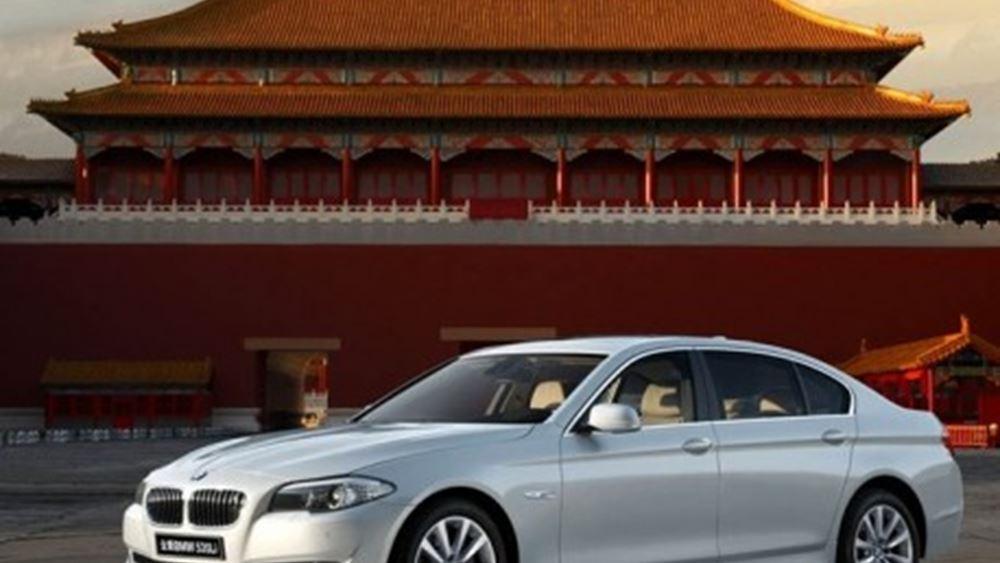 Η BMW, ο καλύτερος εργοδότης στην Κίνα