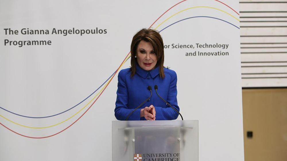 Γιάννα Αγγελοπούλου-Δασκαλάκη: Το Καστελλόριζο σύμβολο μαχητικότητας, ανυπότακτου φρονήματος και αντοχής
