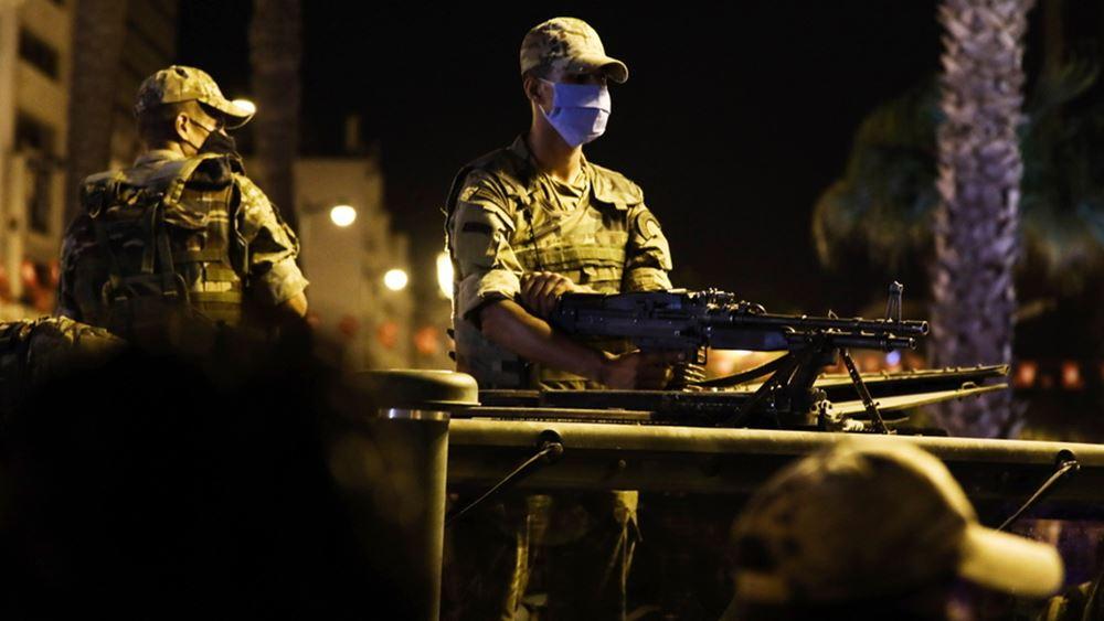 Τυνησία: Απαγόρευση της κυκλοφορίας τη νύχτα και μεταξύ πόλεων για έναν μήνα