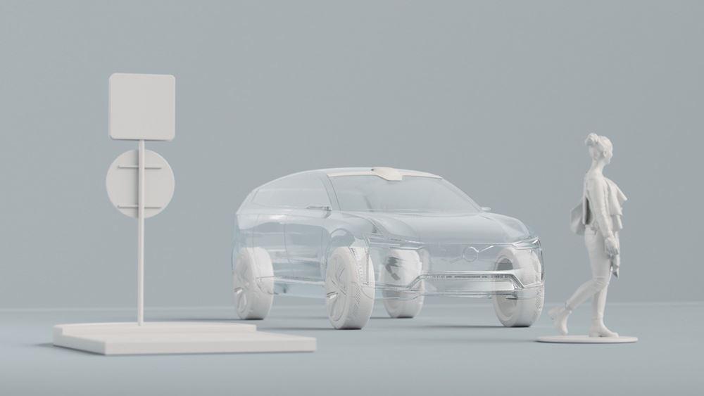 Η Volvo θα αξιοποιεί δεδομένα σε πραγματικό χρόνο για περισσότερη ασφάλεια