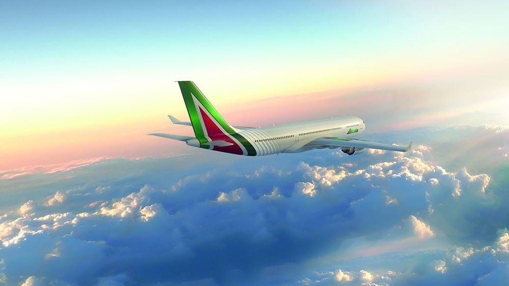 Alitalia: Eπιβεβαιώνεται τον Μάρτιο ως η πιο συνεπής αεροπορική εταιρεία στον κόσμο