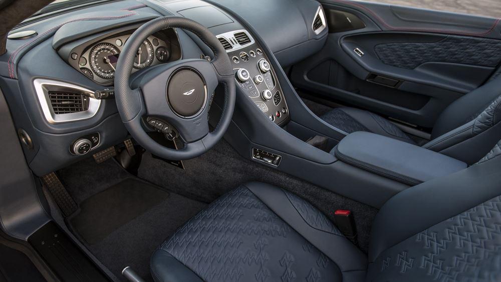 Ζημιές για την Aston Martin στο τρίμηνο