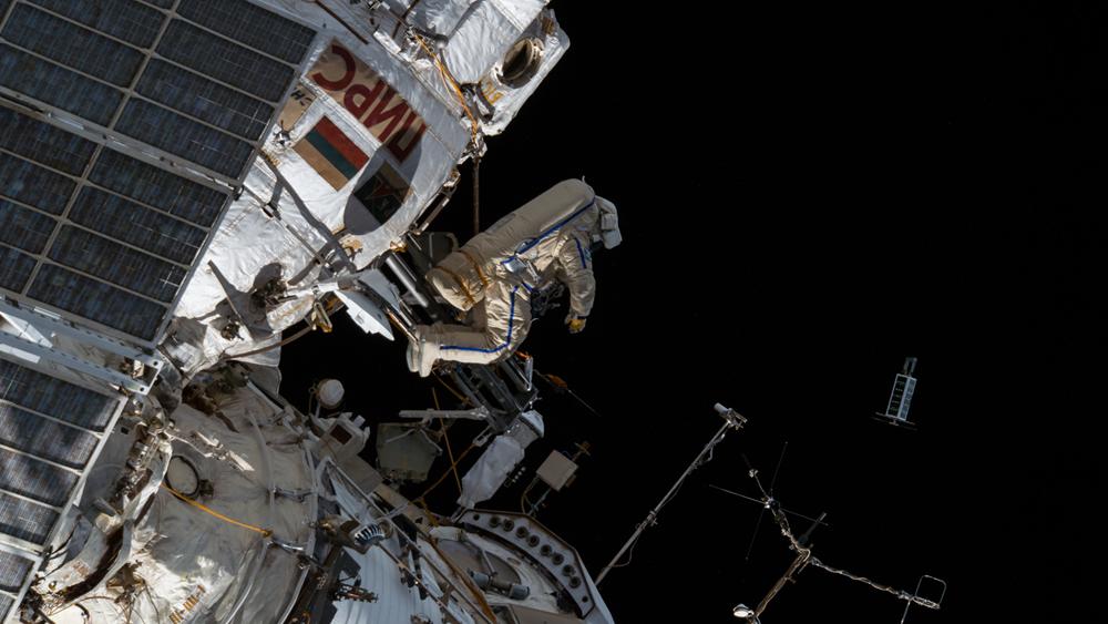 Ρωσία: Η στρατιωτικοποίηση του διαστήματος είναι αναπόφευκτη (Roscosmos)