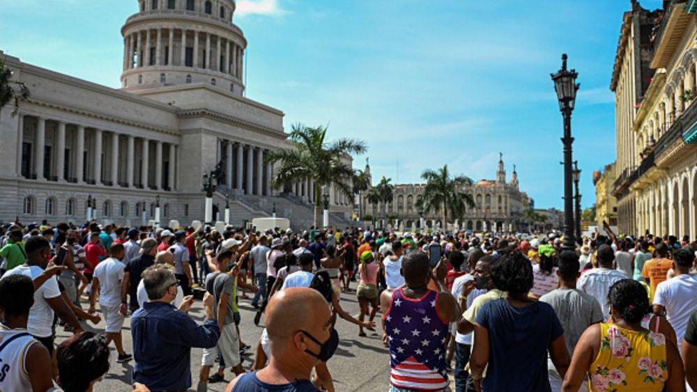 Οι ΗΠΑ πρέπει να αφαιρέσουν το άλλοθι από το καθεστώς της Κούβας