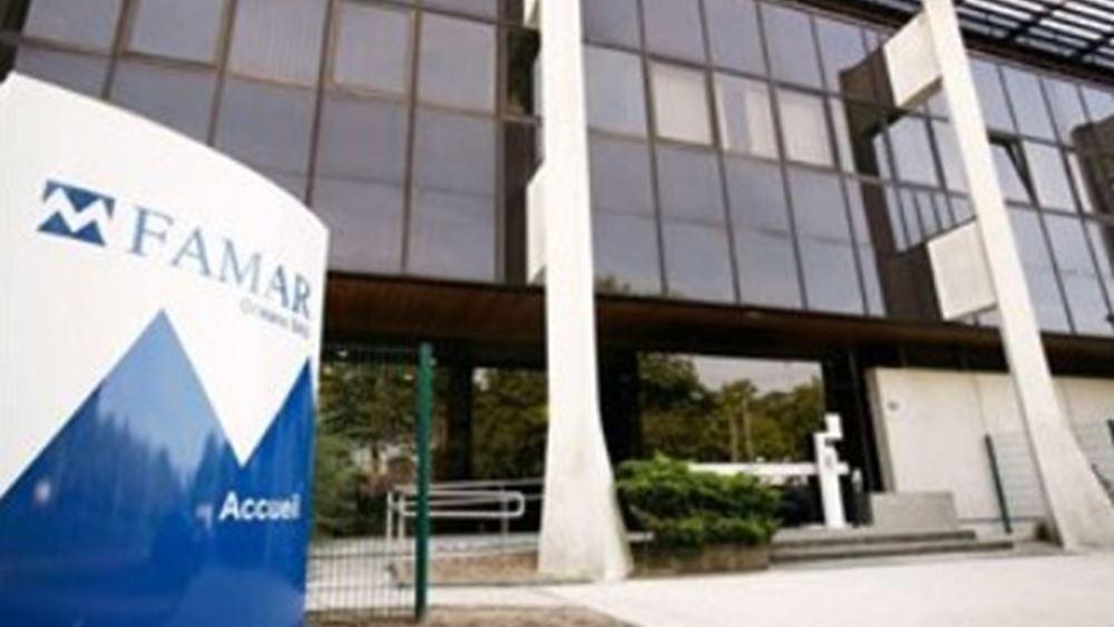 Νέα ένεση ρευστότητας 57,6 εκατ. ευρώ για την Famar