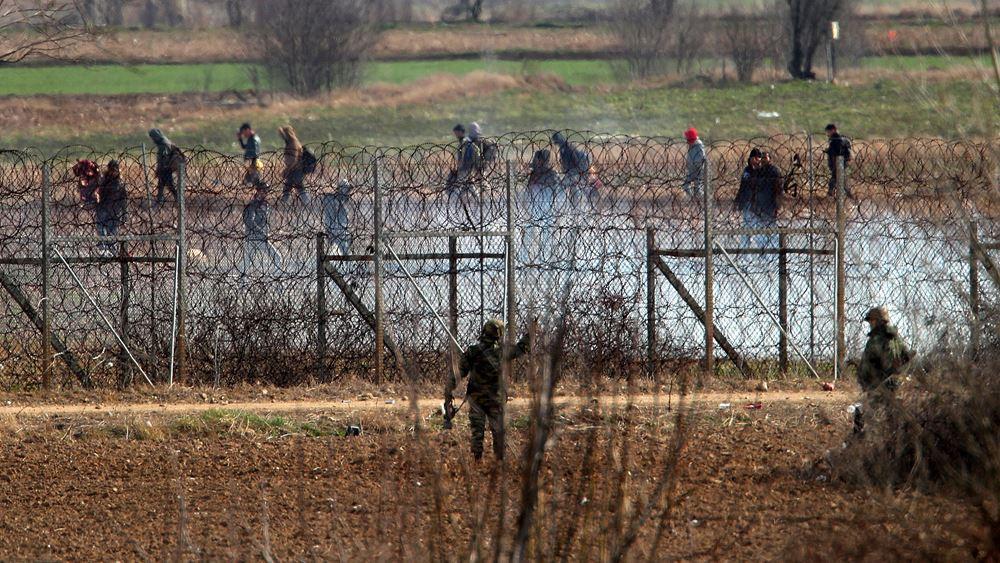 Στον Έβρο ο Μιχάλης Χρυσοχοΐδης - Ενισχύονται με 400 αστυνομικούς τα σύνορα