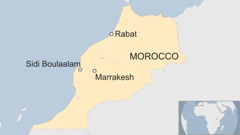 Μαρόκο: Ογκώδης διαδήλωση σε μια εξαθλιωμένη πόλη όπου λειτουργούσε άλλοτε ένα μεγάλο ανθρακωρυχείο
