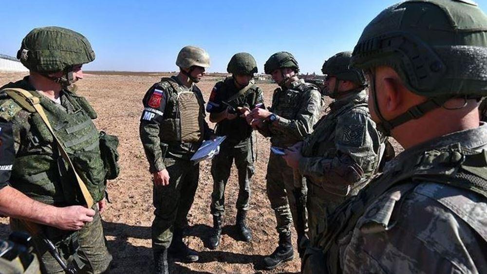 Η Ρωσία επικροτεί τις προσπάθειες της Τουρκίας για την απομάκρυνση ανταρτών από την Ιντλίμπ