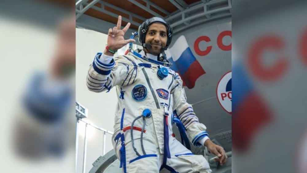 Στο διάστημα ο πρώτος Άραβας αστροναύτης