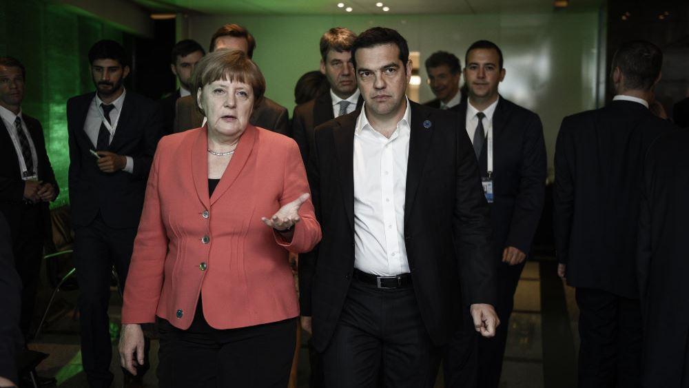 Γενς Μπάστιαν: Είναι ενδιαφέρον ότι η κ. Μέρκελ έρχεται να υποστηρίξει τον Τσίπρα