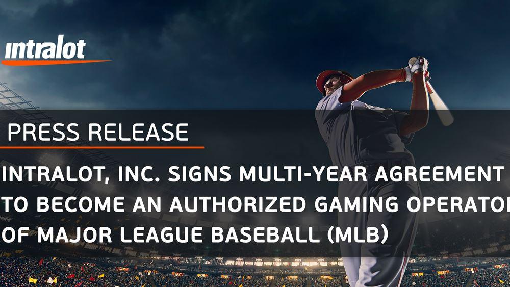 Intralot: Πολυετής συμφωνία με την διοργανώτρια αρχή του πρωταθλήματος μπέιζμπολ των ΗΠΑ