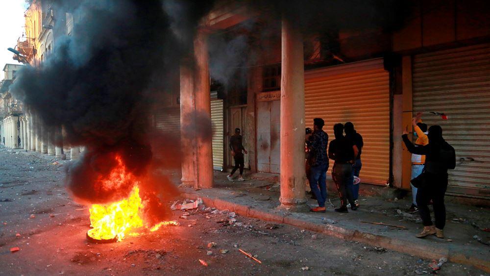 Ιράκ: Πολλές ρουκέτες έπληξαν αμερικανική βάση κοντά στην πρεσβεία των ΗΠΑ