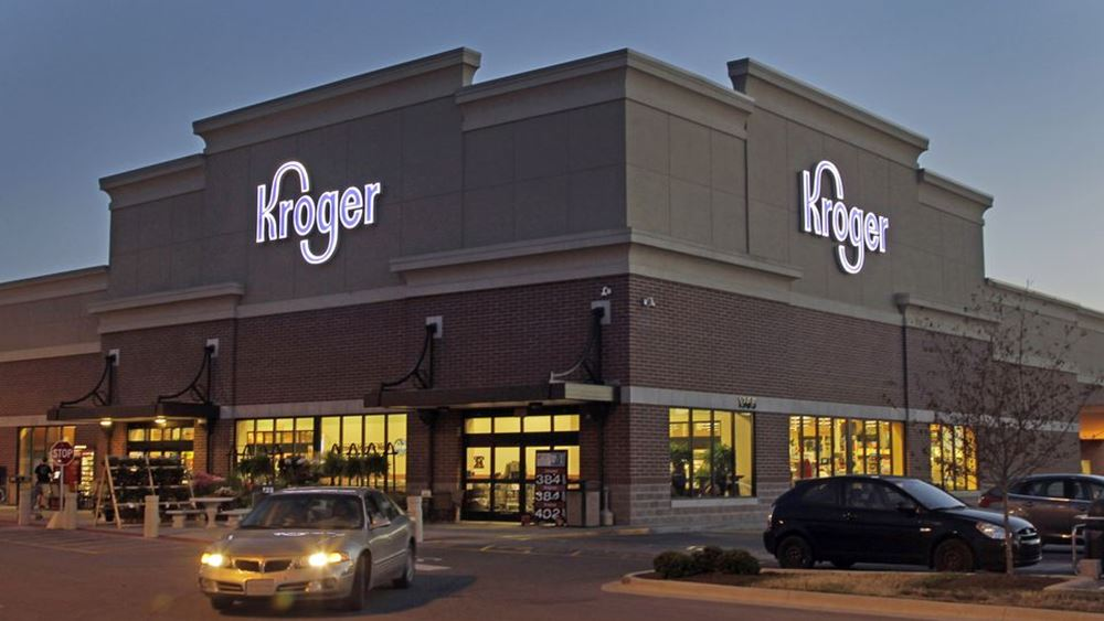 Kroger: Χαμηλότερα των εκτιμήσεων οι πωλήσεις, υποχωρεί 4,1% η μετοχή