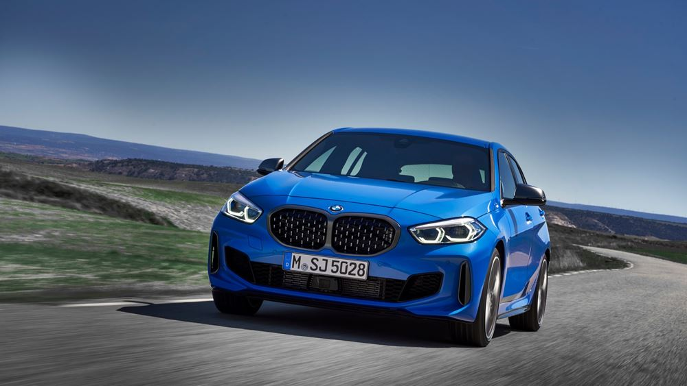 H νέα BMW 116i Advantage