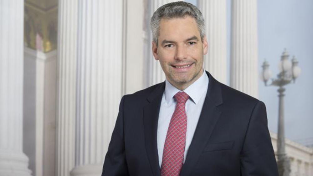 Τα αυστριακά ΜΜΕ για την επίσκεψη του Αυστριακού υπουργού Εσωτερικών στην Ελλάδα