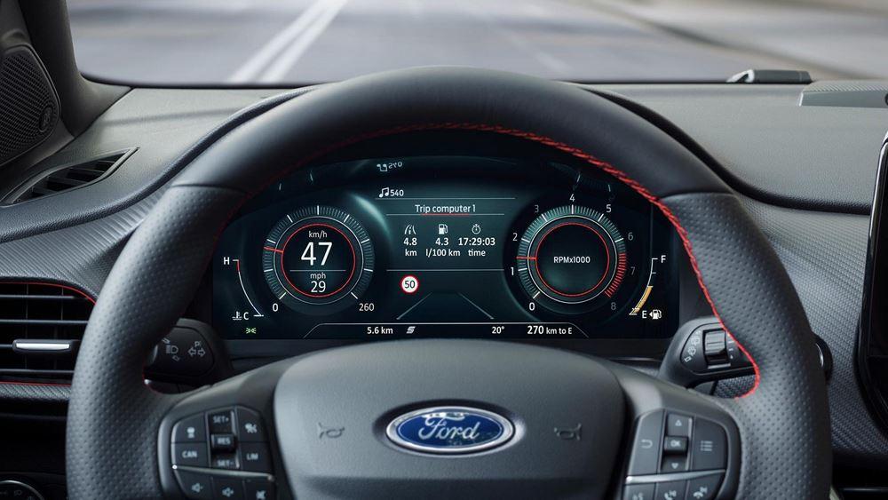 Τα κέρδη της Ford ξεπέρασαν τις προσδοκίες - Θα επενδύσει 29 δισ. δολάρια σε ηλεκτρικά και αυτόνομα οχήματα