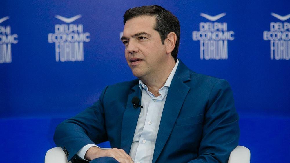 Τσίπρας: Η ύφεση ήρθε πριν από τον κορονοϊό- Θα πάρει δύσκολα μέτρα ο Μητσοτάκης