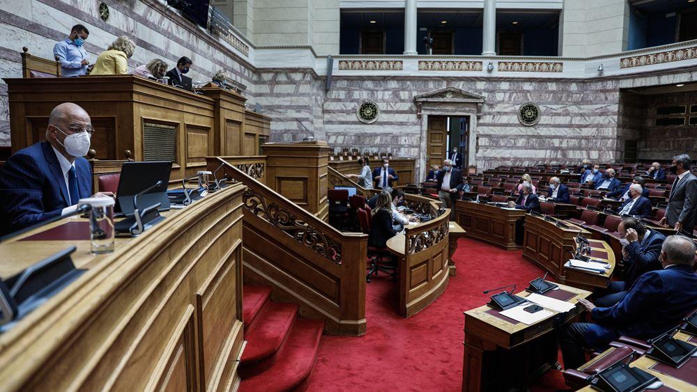 Υπερψηφίστηκε στην Επιτροπή από ΝΔ, ΚΙΝΑΛ, ΕΛ.ΛΥ η Αμυντική Συμφωνία Ελλάδας-Γαλλίας