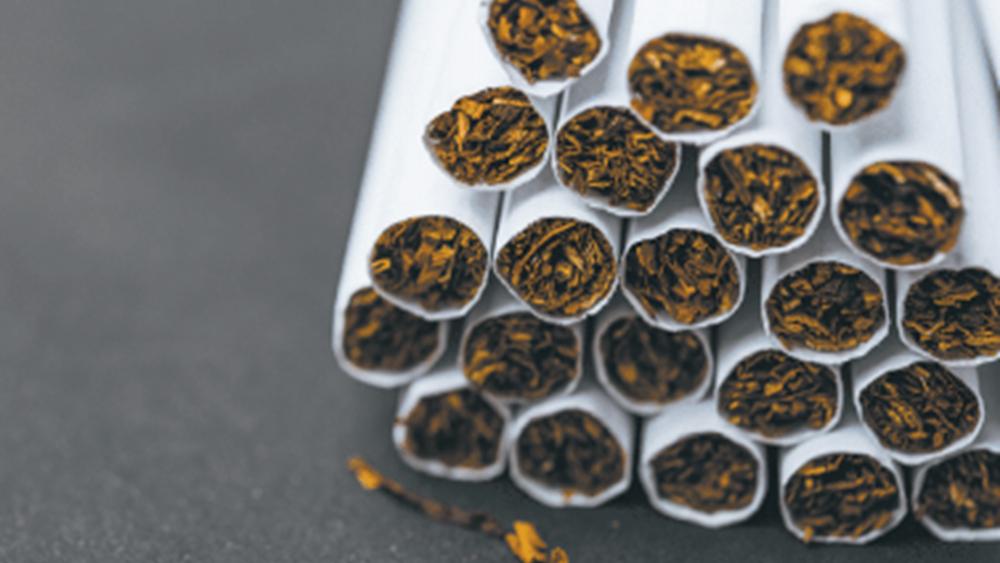 Η Ελλάδα κατέχει το δεύτερο υψηλότερο ποσοστό σε παράνομα τσιγάρα στην ΕΕ