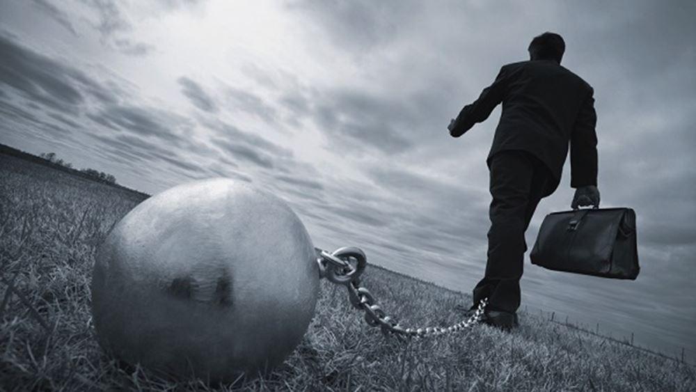 Στενάζει η αγορά από ασφαλιστικά χρέη και διακανονισμούς - κατασχέσεις