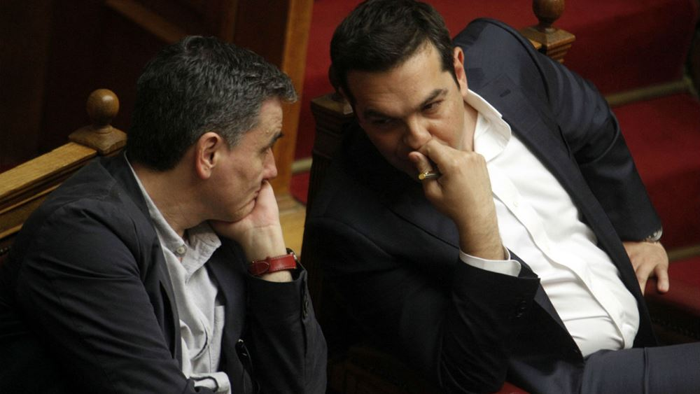 """""""Αναταράξεις"""" στον ΣΥΡΙΖΑ: Όχι σε κόμμα-σούπα από Τσακαλώτο- Στήριξη ζήτησε ο Τσίπρας"""