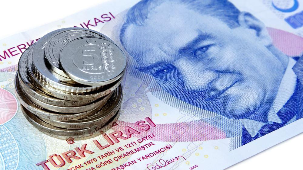 Τουρκία: Έλλειμμα 2,8 δισ. δολαρίων τον Δεκέμβριο