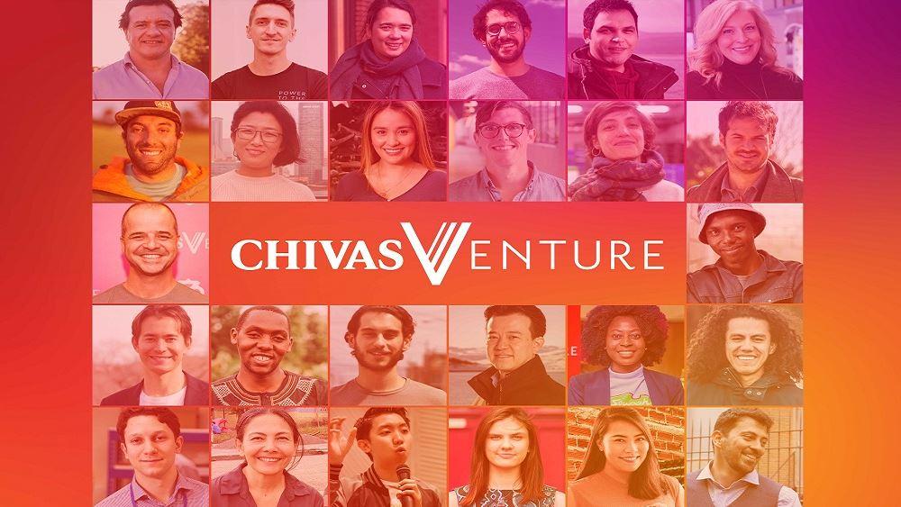 Το Chivas Venture διανέμει ισόποσα το $1 εκατ. χρηματοδότησης στους 26 φιναλίστ κοινωνικούς επιχειρηματίες από όλο τον κόσμο