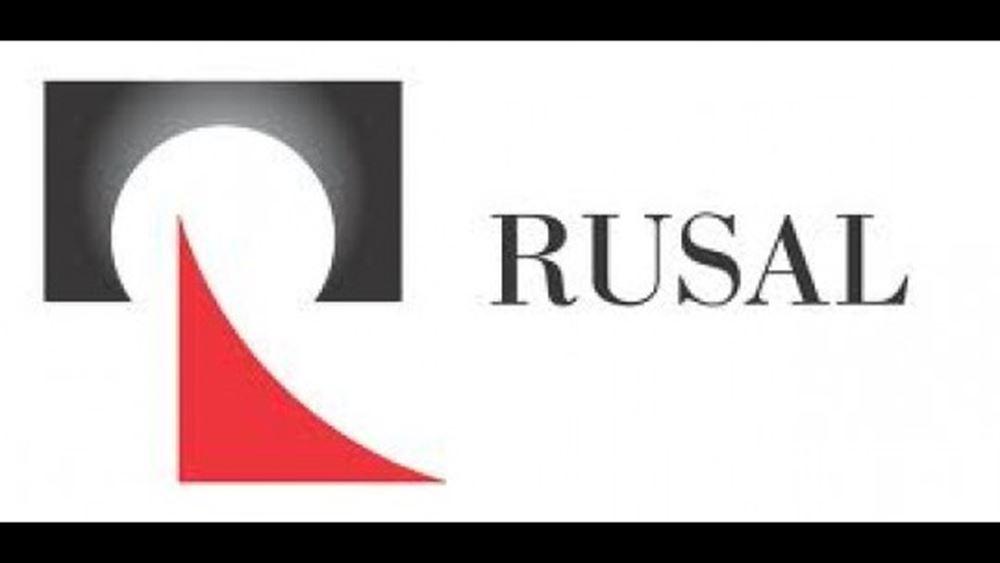 Οι πωλήσεις αλουμινίου του ρωσικού κολοσσού UC Rusal μειώθηκαν κατά 19% μετά τις αμερικανικές κυρώσεις
