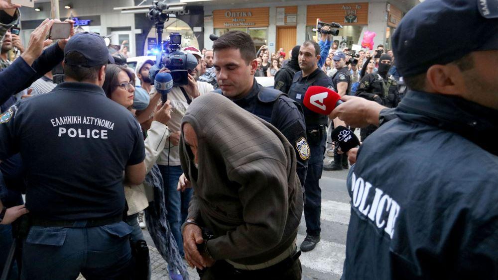 Λεμπιδάκης:  Δεν αισθάνομαι μίσος για τους απαγωγείς μου