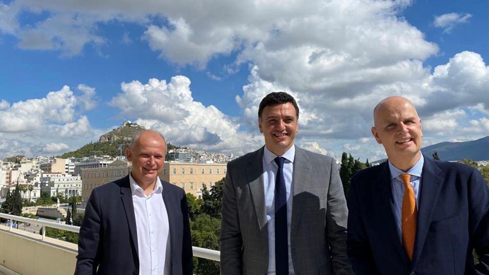 Συμφωνία Β. Κικίλια με TUI για έναρξη δραστηριότητας στην Ελλάδα τον Μάρτιο 2022