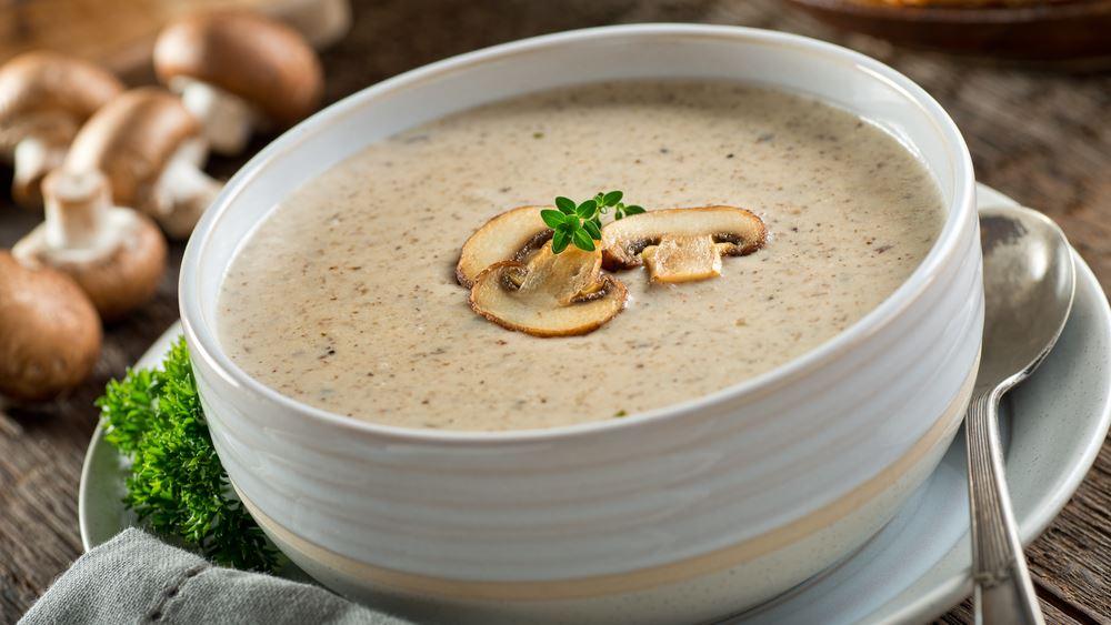 Η πιο νόστιμη σούπα του χειμώνα - και με ελάχιστες θερμίδες