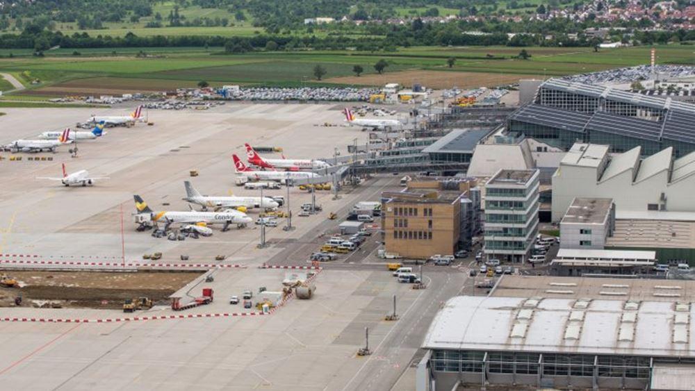 Γερμανία: Εξετάζεται το ενδεχόμενο αναστολής πτήσεων από Βρετανία και Νότια Αφρική
