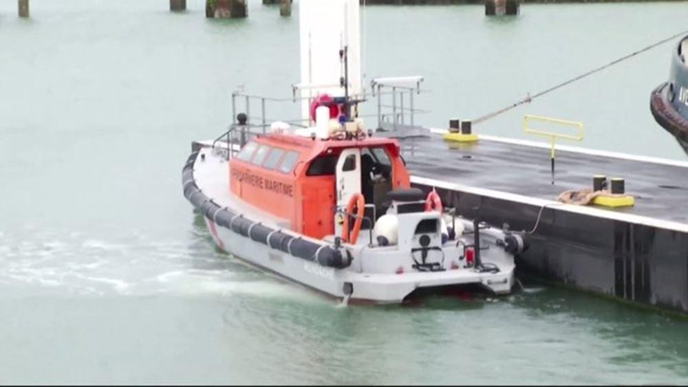 Δύο παιδιά 5 και 8 ετών και δύο ακόμη ματανάστες έχασαν τη ζωή τους σε τραγικό ναυάγιο στη Μάγχη