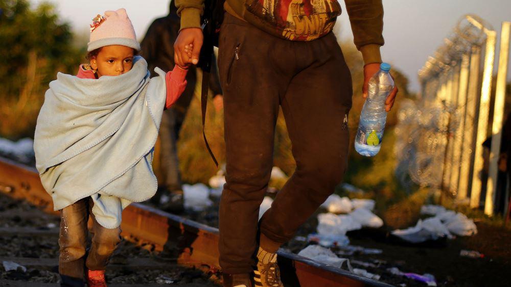 Μυτιλήνη: Σε 14ήμερη καραντίνα 50 περίπου πρόσφυγες και μετανάστες που έφτασαν στο νησί