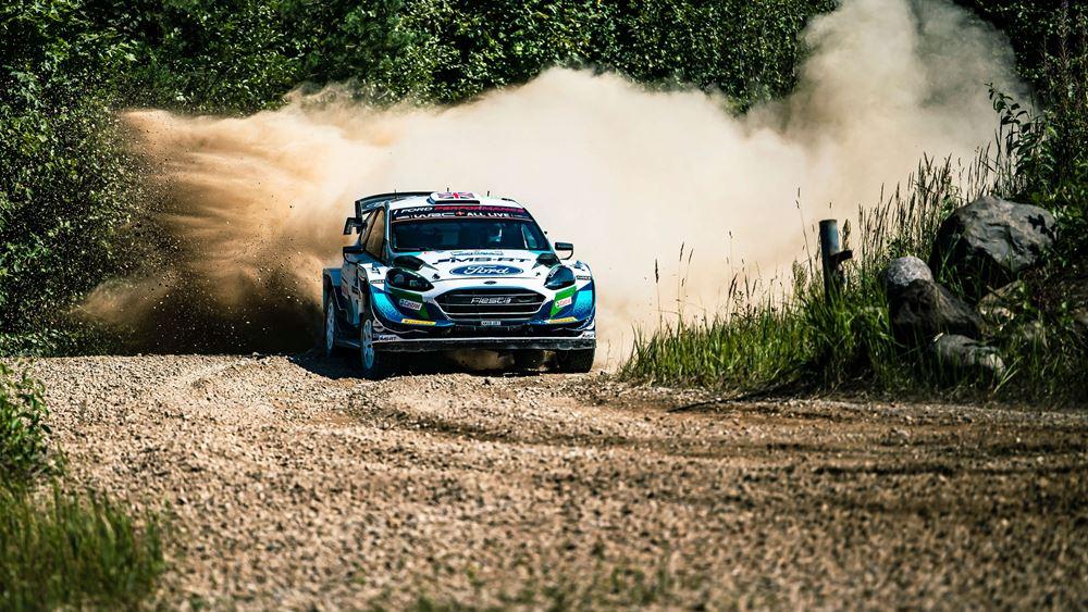 To Επίσημο Δίκτυο Ford και η M-Sport Ford Rally Team έτοιμοι για το EKO Ράλλυ Ακρόπολις