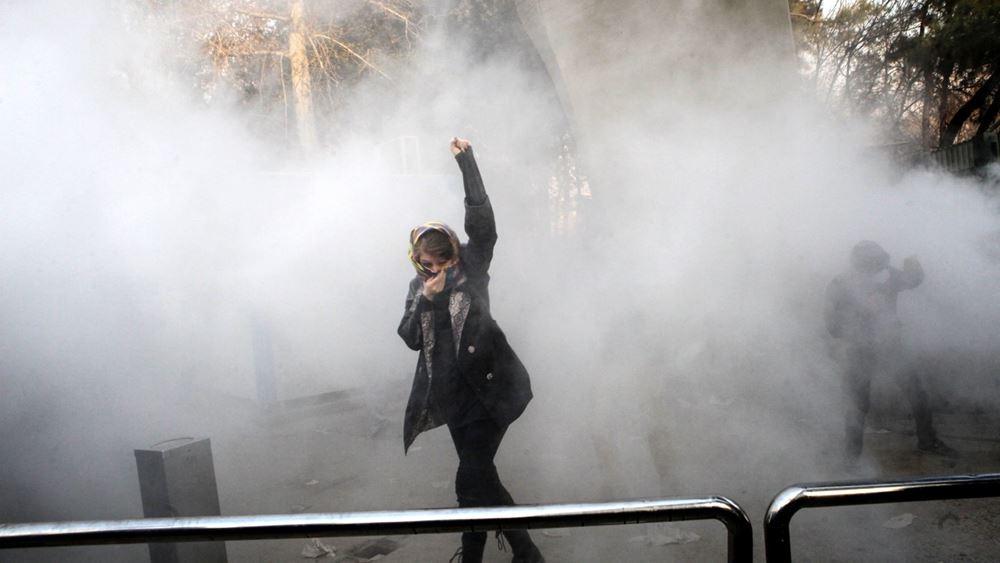 Ιράν: Ανυπόστατος ο αριθμός των θυμάτων στις διαδηλώσεις