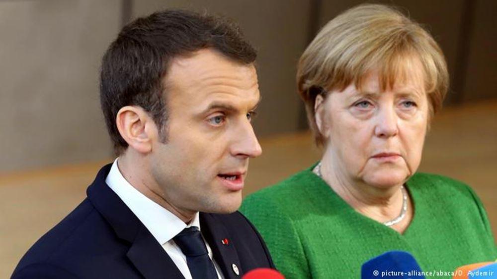 Γερμανική παράλυση - Γαλλική αντεπίθεση