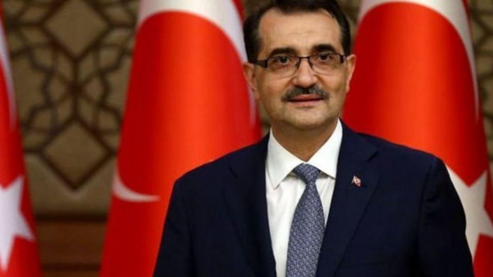 Τουρκος ΥΠΕΝ: Πιθανώς να μην ξεκινήσουν κάποιες προγραμματισμένες γεωτρήσεις στην Αν. Μεσόγειο