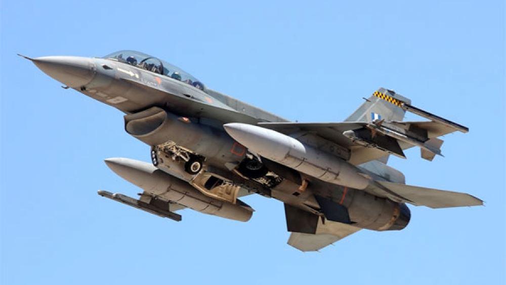 Στην ΕΑΒ το πρωτότυπο F-16 BLK 52+/ADV για τις πρώτες εργασίες αναβάθμισης του σε VIPER