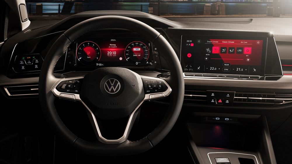 Η Volkswagen ανακοίνωσε ότι θα διακόψει τις παραδόσεις του νέου Golf 8