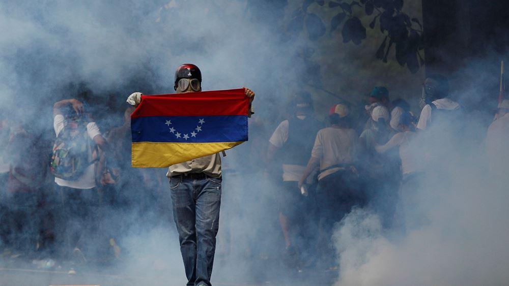 Βενεζουέλα: Νεκρή από σφαίρα σε αντικυβερνητική διαδήλωση